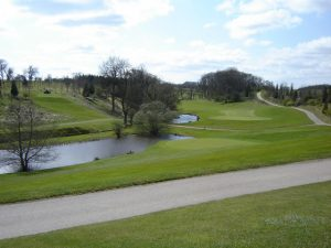 Suburban Golf Course
