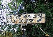Golf Course Conservation Management