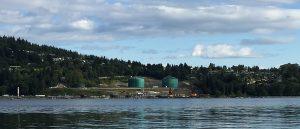 Terminal Transmountain Pipeline